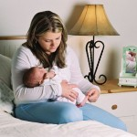 Gabrielle and mom maternal depression article